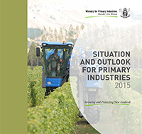 Situation and Outlook for Primary Industries June 2015
