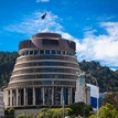 New Zealand parliament building called Beehive