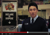you tube image of biosecurity officer