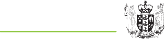 Ministry for Primary Industries logo.